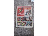 Rare Eagle Comic