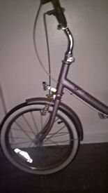 Free rusty 18inch bike-still available asap