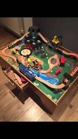 Children's train set