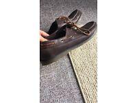 Tommy Hilfiger Boat Shoes - brown