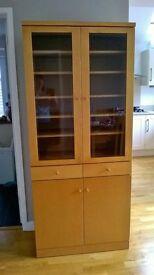 John Lewis Display Cabinet