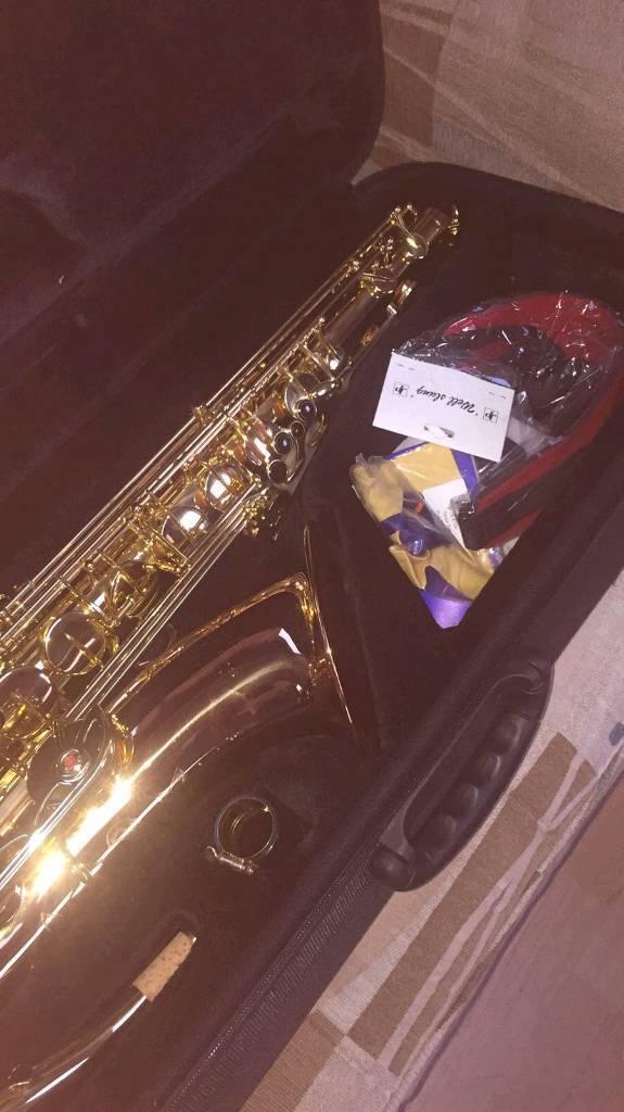 John Packer 142 Blues Tenor Saxophone | in Walsall, West Midlands | Gumtree