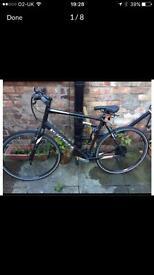 Specialised Sirius XL road bike barley used was £400