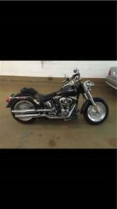 2009 Harley-Davidson Fat Boy Touring -
