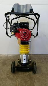 HOC - HONDA GX160 GX100 COMMERCIAL JUMPING JACK TAMPING RAMMER + 1 YEAR ALL INCLUSIVE WARRANTY + FREE SHIPPING !!