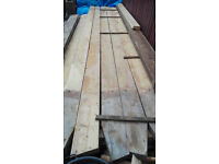 reclaimed timber 190mm 70mm 5,40m