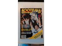 FOOTBALL MONTHLY VOLUME 17 NUMBER 5 JUNE 1991