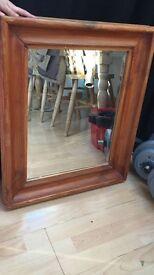 pine mirror chunky