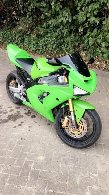 Kawasaki ZX6R B1H not Yamaha bmw ninja sport r1 r6 gxsr cbr | in  Headington, Oxfordshire | Gumtree