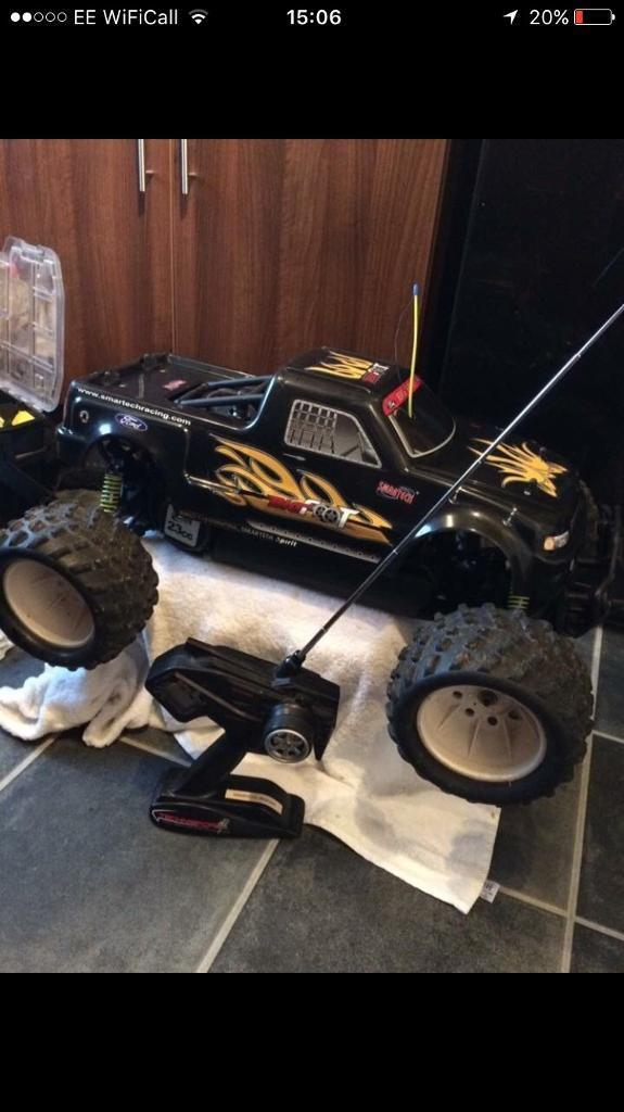 1/5 scale rc truck