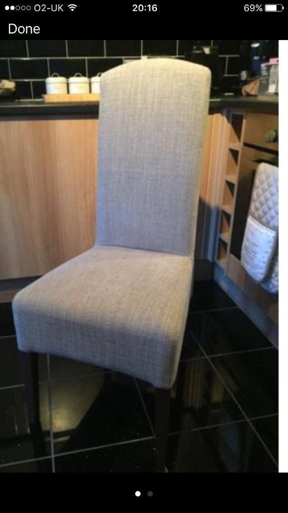 Next Sienna Dining Chairs X2