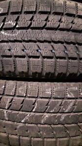 275/55/20 Used Toyo winter tires
