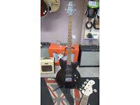 Adam Black Titan Bass Guitar