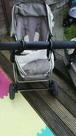 Icandy cherry pushchair/stroller/pram