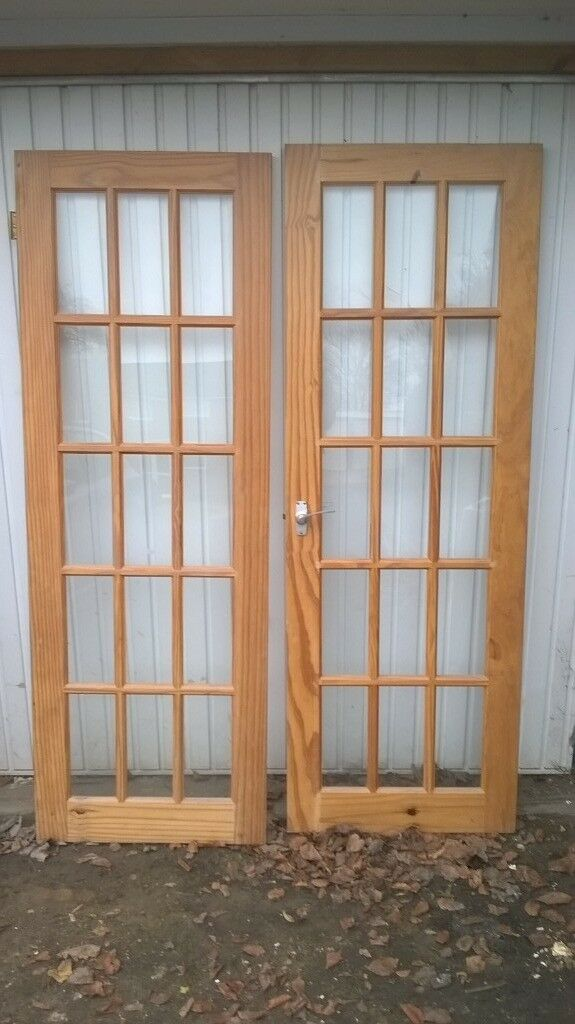 Internal Glazed French Doors In Winchester Hampshire Gumtree