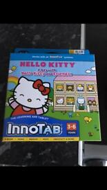 Hello kitty innotab game
