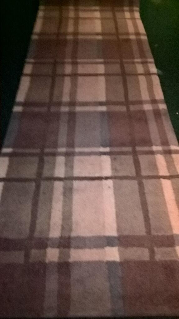 Highland Runner Hall Rug Dunelm In West Kilbride
