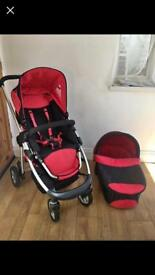 iCandy Cherry Buggy Stroller Pushchair Pram Travel System