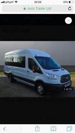 Minibus hire London greater London Essex