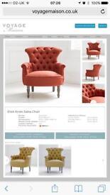 Designer Voyage Masion Chair