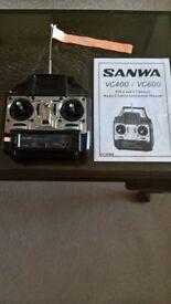 SANWA RADIO CONTROL SYSTEM