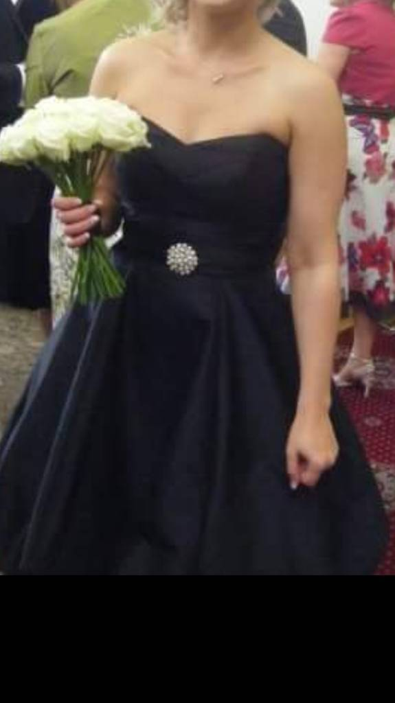 3 Loulou Bridesmaidpromformal Dresses Size 8 10 14 In