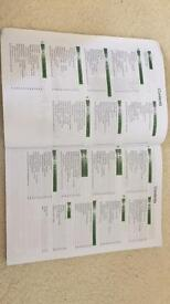 GCSE Geography Revision Guide. Revision and practice