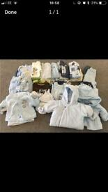 Newborn Boy Bundle