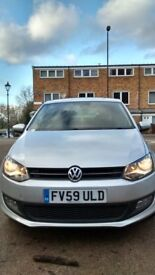 VW POLO MODA 2010 TAX £20/YEAR