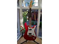 CJ CUSTOM ELECTRIC GUITAR/STRAT