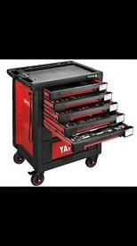 YATO brand new tool box with tools (not sealey, not snap on)