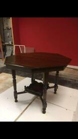 Vintage table fully restored