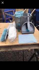 Starter cleaning set