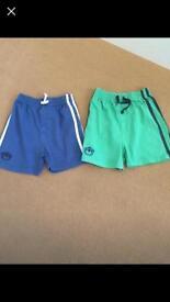 Boys shorts age 1.5-2