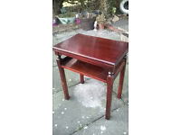 Antique Card / Games Table / Side Table