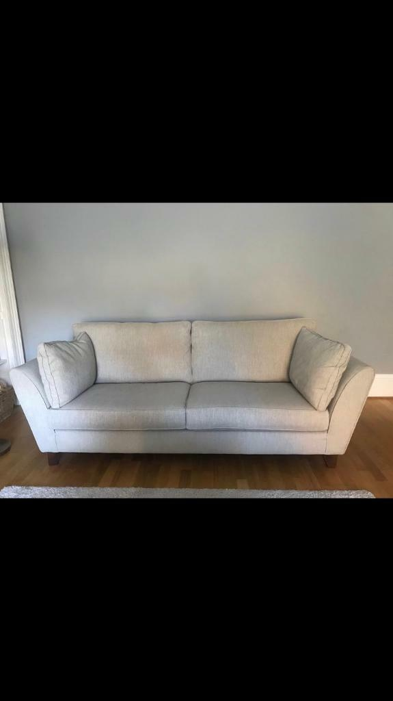 M&S 3 seater sofa and armchair | in Southside, Glasgow ...