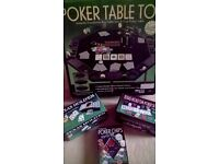 Texas Holdem includes all you need to play