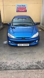 PEUGEOT 206 1.1 for sale or swap (not golf bora Leon 306 rover)