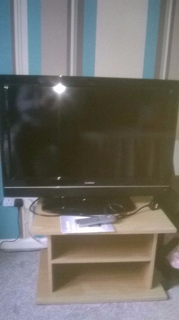 """32"""" hd ready digital lcd tv.built in freeview."""