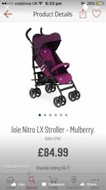 Looking for joie nitro melburry :)