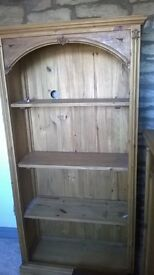 Bookcase with Matching DVD/CD Unit