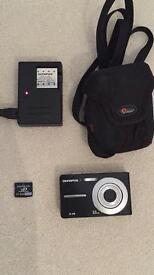 Olympus x15 digital camera 8megapixels