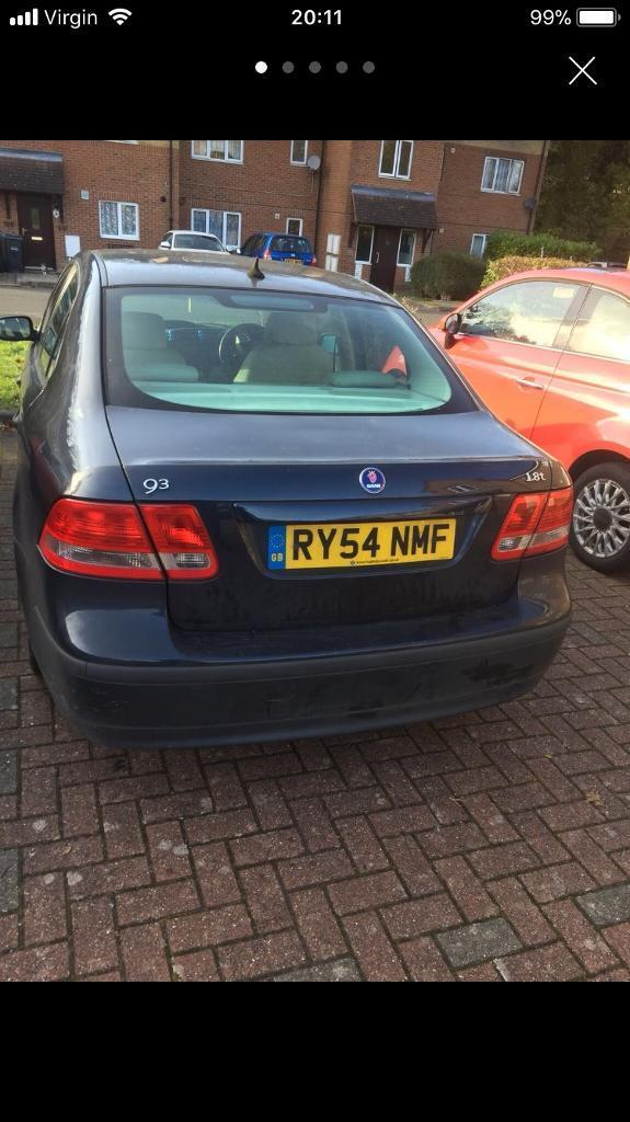 Saab 93 back lights