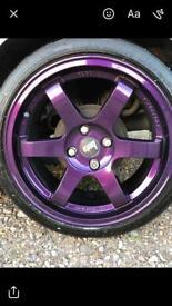 Bola b1 alloy wheels 4x108
