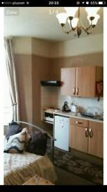 Self Contained Fully Furnished BedSit Infirmary Road in Blackburn