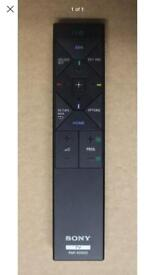 Sony tv one touch bravia remote control RMF-ED003