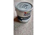 Dulux Diamond Matt Trade Paint 2.5 litre