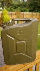 Jerry can 20lts