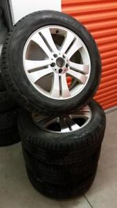 (H134) Pneus Hiver - Winter Tires 265-55-19 Pirelli
