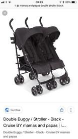 Brand new Double Pushchair